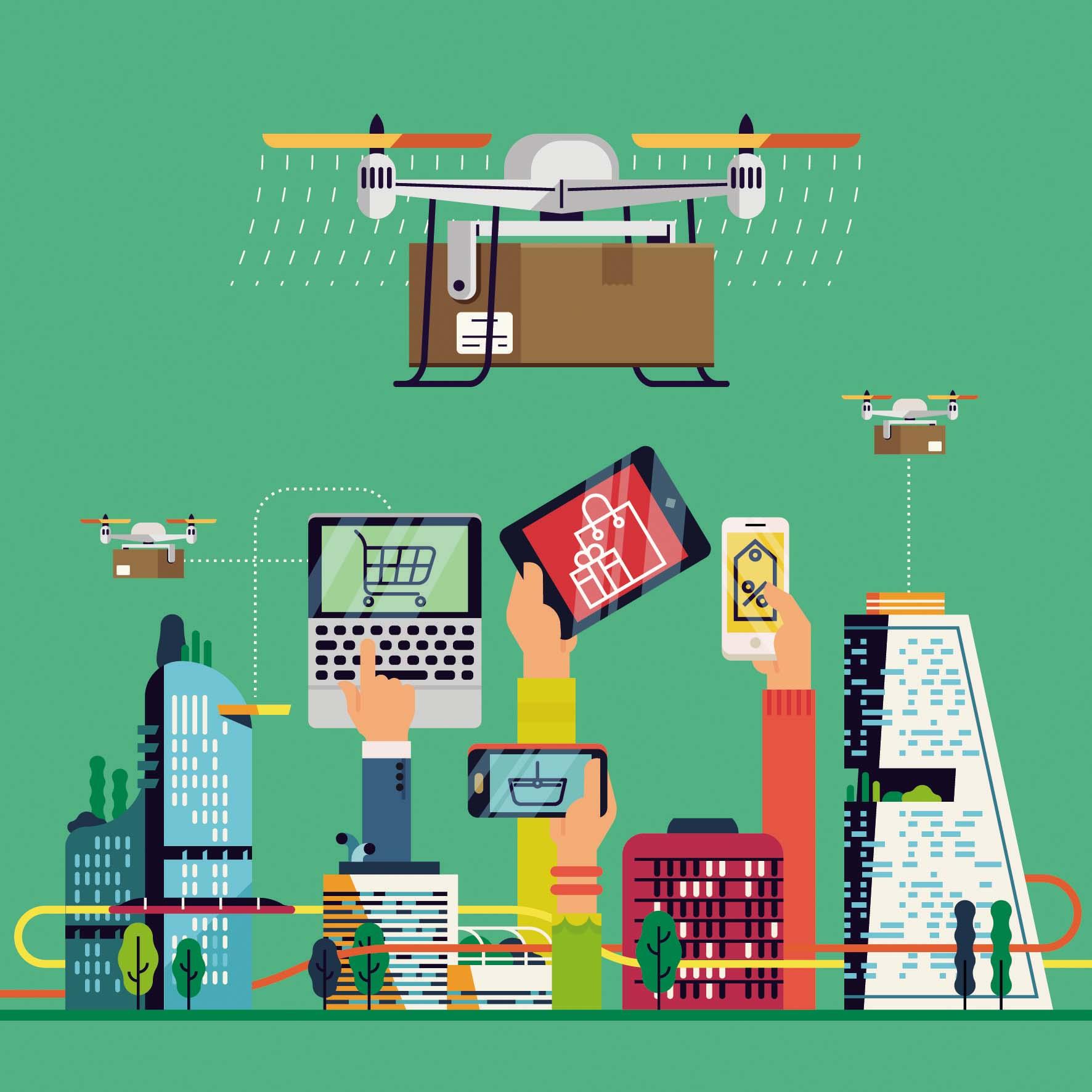 Un monde à venir d'innovations en tous genres, où il faudra se faire une place…