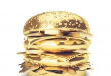 Gourmet Burger: Le roi Midas en serait repu.