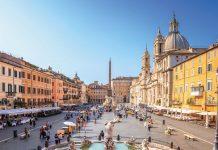 Les enseignes peuvent cartonner, et pas forcément sur la Piazza Navona