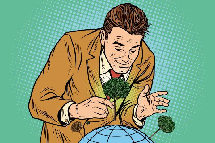 Bio et conscience environnementale, le nouvel or vert des réseaux.